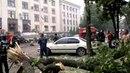 после авиа обстрела центра Луганска ОГА After Avia obstrela centers Lugansky OGA