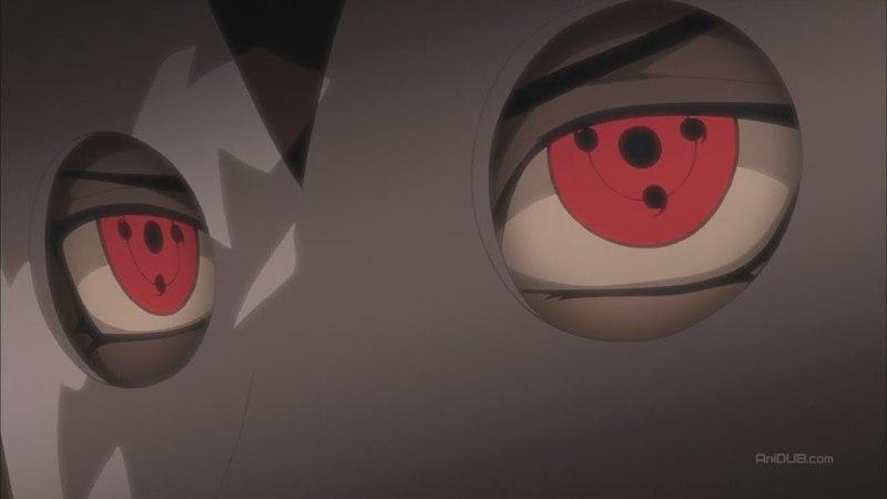 Итачи угрожает Данзо и убивает всех УчихаИстория Итачи