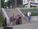 Бард дуэт ХиЛари band набережная Архангельск 21 07 2018