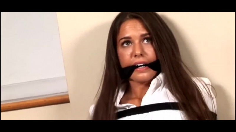 BoundHub - Secretary bound and gagged