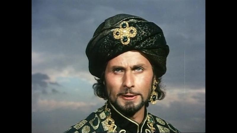 7-й фильм. Синдбад и калиф Багдада. (Италия)