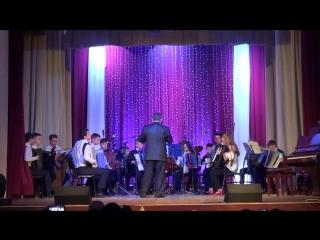 22 Выходной марш- Оркестр баянистов-аккордеонистов