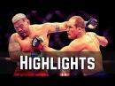 Junior Dos Santos vs. Mark Hunt ● Fight Highlights ● HD