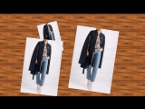 Пальто плюс джинсы 2018. Как носить пальто вместе с джинсами и выглядеть стильно.