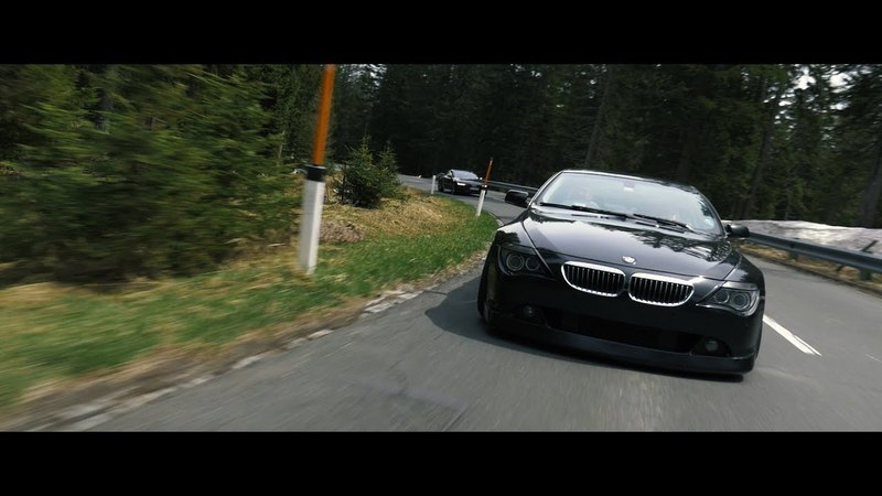 Musk's static e63 on Worthersee || Stanny