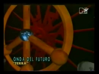 Onda Del Futuro - Terra (Official Video) 1993