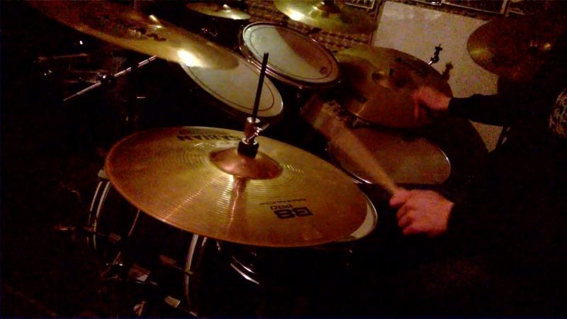 Inmalum - rehersal 032018 (drumcam)