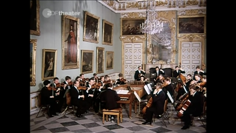 Bach-Richter-Brandenburg Concerto No.3 (HD)