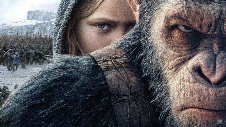 Планета обезьян Война (2017) War for the Planet of the Apes ЗЕРКАЛКА