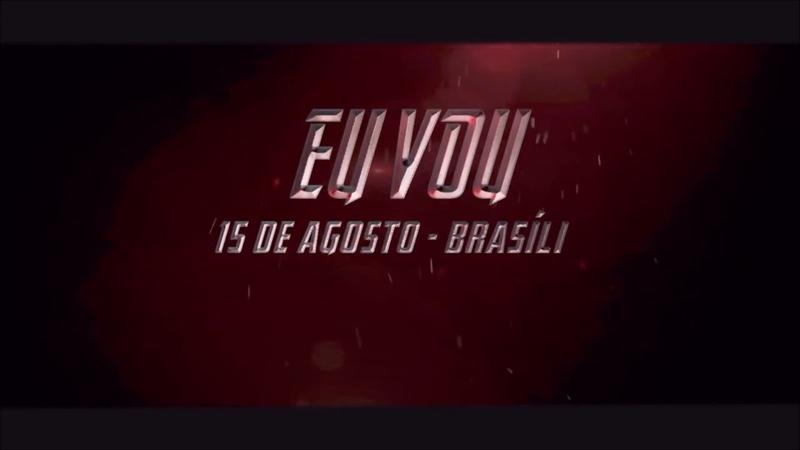 O herói do Brasil está voltando Seu POVO vai resgatá lo da mão inimiga 15 de agosto em Brasília