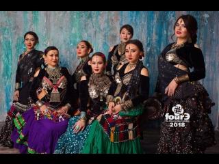 FourЭ 2018 | участники: TRIADA Dance