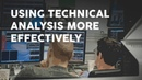 How to use technical analysis more effectively with a trade setup from our prop desk