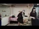 Супер танец на корпоративе!