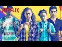 On My Block   Song: Bottle Rocket by Kovas (feat Domo Genesis Amber Ojeda)   Netflix