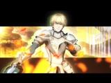 Fate/Extra: Last Encore CM (Gawain)