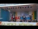 танец Улётный экипаж (сцена горсада, День города 2018)