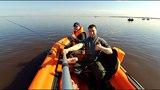 Белое море, открытие - Камбалка, Байдарка, Аэроплан