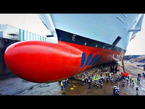 Вчетыре раза больше Титаника Корабль-гигант Самый большой лайнер в мире
