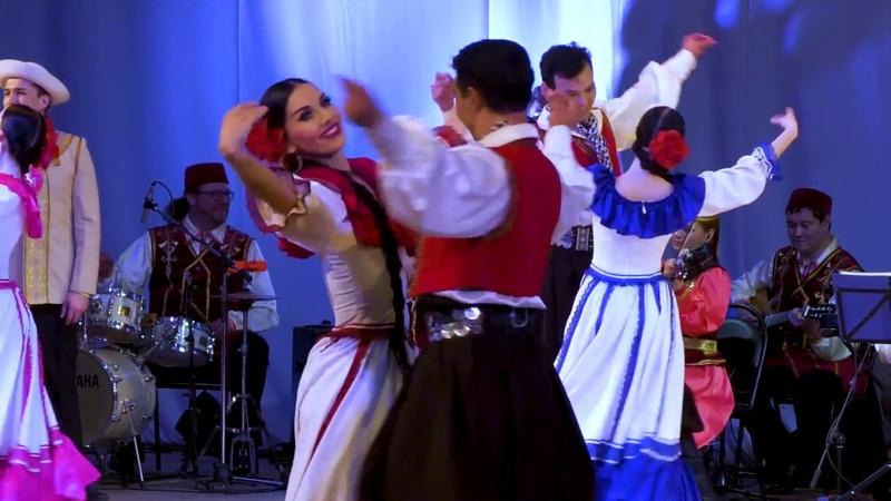 Маламбо. Аргентинский танец