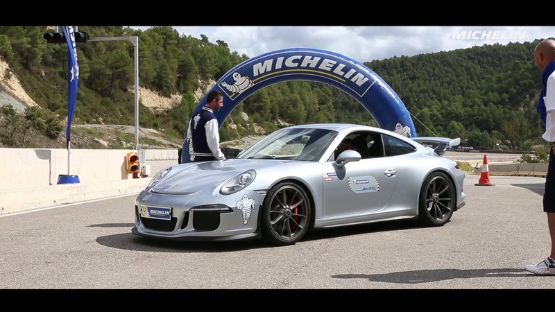 Presentation of MICHELIN Pilot Sport Cup 2 (Stock Porsche 991.1 GT3 ClubSport). Discover this semi-slick tyres in real conditions!