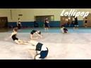 Тренировки художественных гимнасток. То, что остаётся за кадром Rhythmic Gymnastics