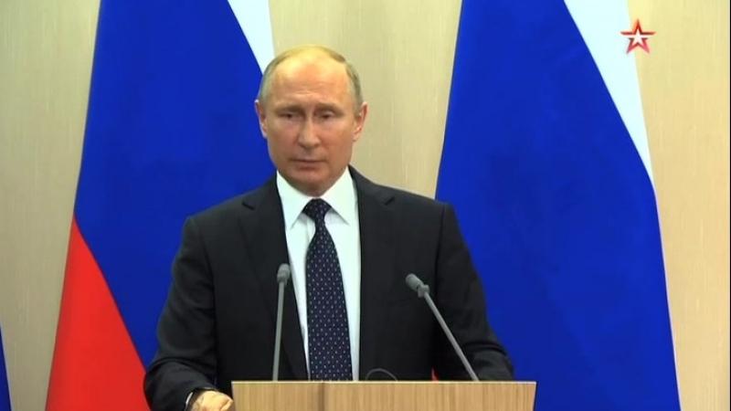 Путин назвал арест Вышинского беспрецедентной ситуацией