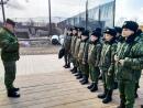 Подготовка кадетов в Спорт-парке Поляна