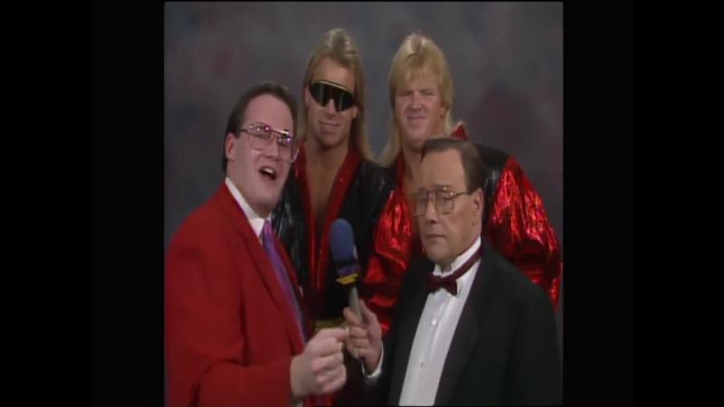 NWA WrestleWar 1990 Wild Thing