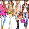 Мода, стиль, красота