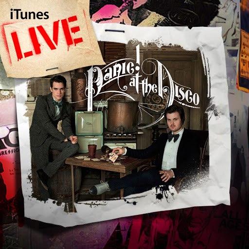 Panic! At The Disco альбом iTunes Live