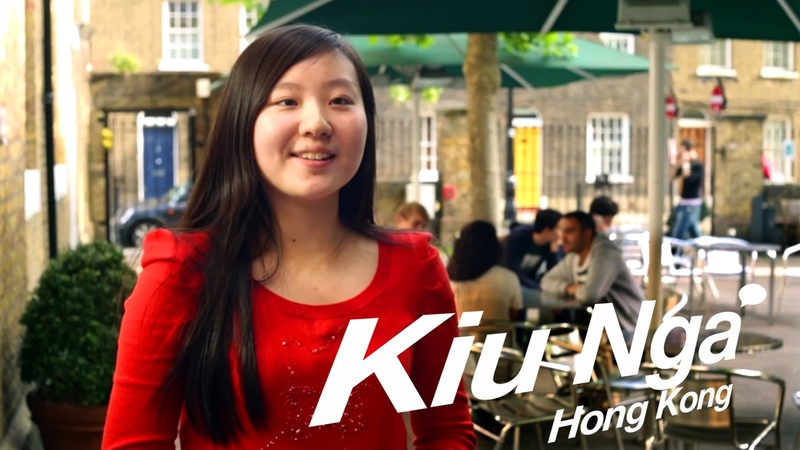 Kiu Nga (Vanessa) from Hong Kong, 19 years old