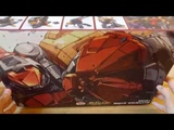 Омегатор Mech Fans Toys MF-34 HUGE DRAGON Transformers Omega Supreme Lost Planet