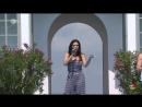 Diana Sorbello «Das ist,weil ich dich Liebe» (ZDF-Fernsehgarten 10.06.2018)