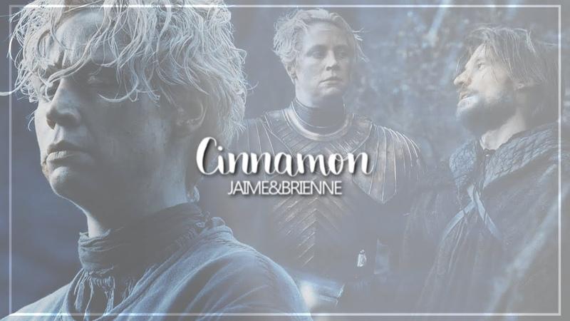 Jaime Brienne || Cinnamon [for Chiara]