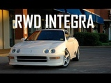 Mid Engine RWD Acura Integra GSR Build Project