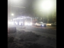 Таинственный троллейбус в городе Альметьевск