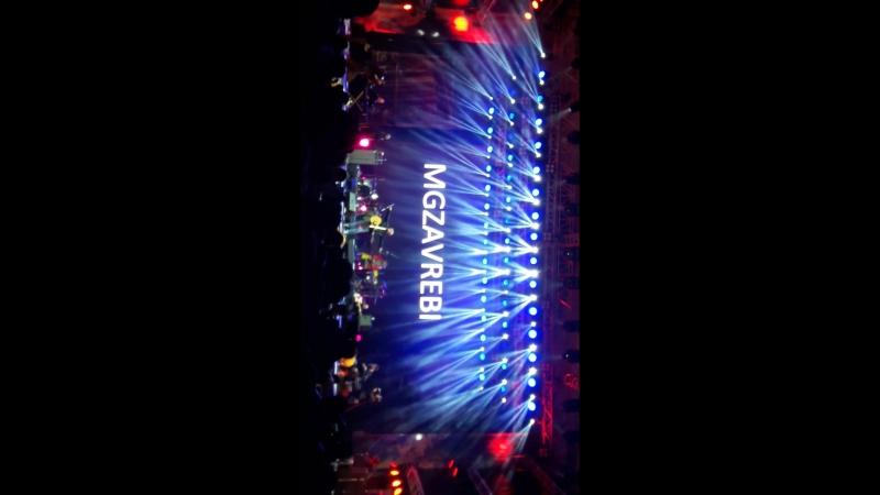 11.06.18 г. Этно-ночь в рамках фестиваля Heart of Eurasia. Ulytau, Казахстан