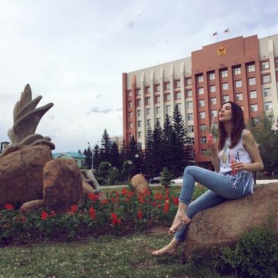 Анастасия Богачёва
