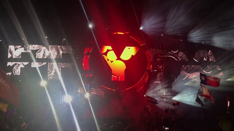 Eric Prydz at EDC LV The Circuit Grounds (Full Set HD)