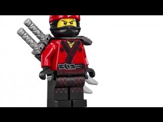 Ninjago Movie Корабль Мастера Ву и Храм великого оружия Игрушки Лего Ниндзяго Фильм 2017 наборы