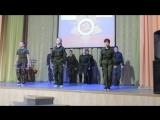Танец младших кадетов. 24.02.18