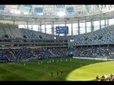 Уматурман на открытии стадиона