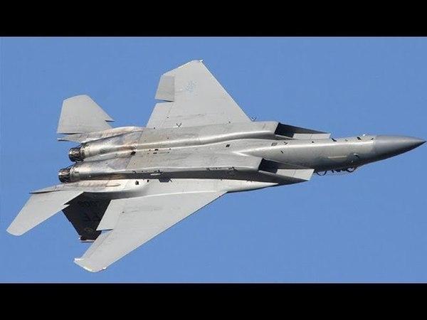 Истребители F-15 не смогли перехватить неизвестный «белый самолет»