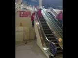 Как (не) надо пользоваться эскалатором