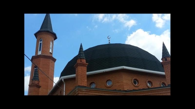 Открытие Мечети в Солнечногорске