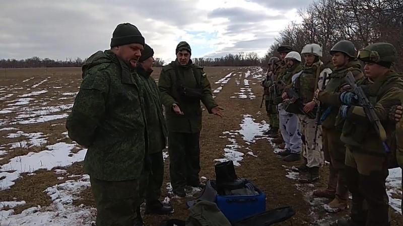 ЗВЕРОБОЙ передаёт помощь бойцам Горловского батальона