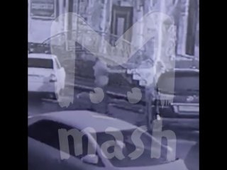 В Махачкале ищут мужчину, расстрелявшего машину