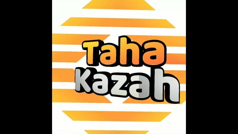 Ютуб канал Taha Kazah