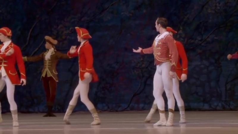 Спящая красавица Кремлевский балет