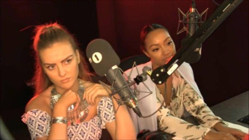 Little Mix Grimmy BBC Radio 1